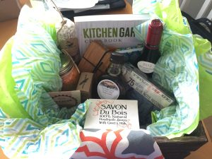 Thank you for your Business Gift Baskets
