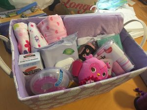 New Baby Baskets