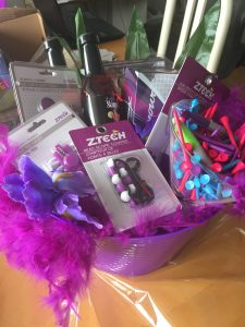 Cocktails and Golf Lovers Gift Basket